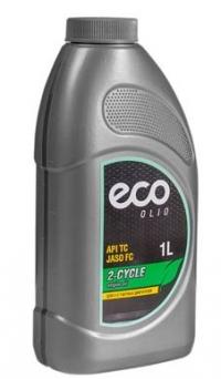 Масло моторное 2-х тактное ECO 1 л