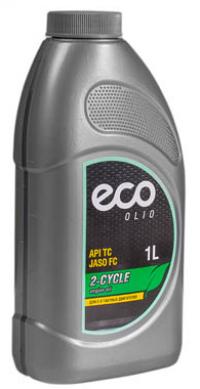 Масло моторное 4-х тактное ECO 1 л