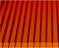 Сотовый поликарбонат 6 мм