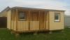 Каркасный деревянный дом  Дача 6х5метра