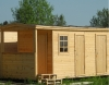 Хозяйственный деревянный домик №5