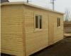 Хозяйственный деревянный домик №7