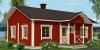 """Каркасный деревянный дом """"под ключ"""" Navala A 9.6х5.8 метра"""