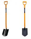 Лопата штыковая FISKARS Solid Plus