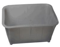 Ящик хозяйственный пластмассовый 40л